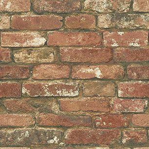 【サンプル】はがせる 壁紙 シール 「nuwallpaper」 Hadrian Stone Wall Peel