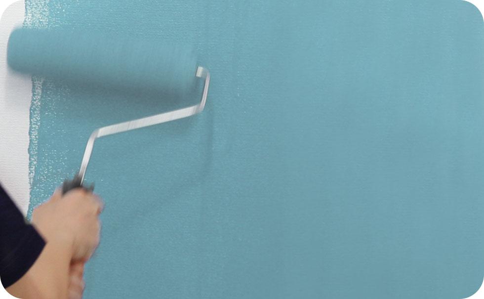 イマジンウォールペイント 伸びがよくて塗りやすい