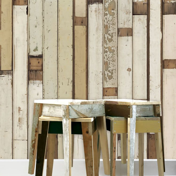 輸入壁紙 NLXL SCRAPWOOD WALLPAPER BY PIET HEIN EEK / ピート・ヘイン・イーク PHE-01