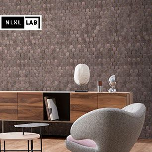 輸入壁紙 NLXL LAB 3 NIZWA WALLPAPER BY BETHAN GRAY PINK / BGR-02