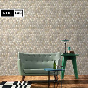 輸入壁紙 NLXL LAB 3 NIZWA WALLPAPER BY BETHAN GRAY NATURAL / BGR-03