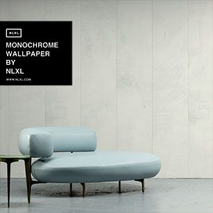 輸入壁紙 NLXL MONOCHROME WALLPAPER LIGHT POLISHED CONCRETE WALLPAPER BY PIET BOON / CON-08