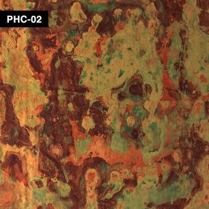【切売】輸入壁紙 NLXL LAB Peit Hein Eek Spoiled Copper Metallic Wallpaper / PHC-02