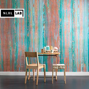 輸入壁紙 NLXL LAB SPOILED COPPER WALLPAPER BY PEIT HEIN EEK / PHC-03