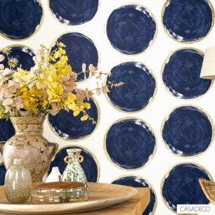 輸入壁紙 Texdecor(テックスデコ) CASADECO IDYLLE / IDYL83816506(THE BLOOMING HOUSE7)