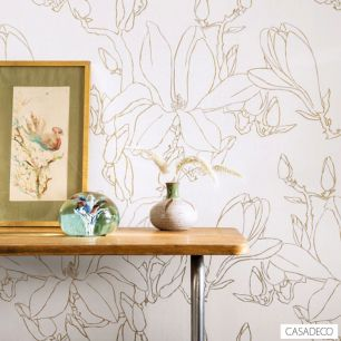 輸入壁紙 Texdecor(テックスデコ) CASADECO IDYLLE / IDYL83822303(THE BLOOMING HOUSE7)