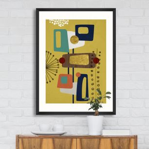 MINDTHEGAP WALL ART / Century Abstract II FA11566