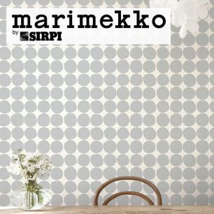 輸入壁紙 marimekko(マリメッコ) Wallcoverings 5 / PIENET KIVET Grey 23380