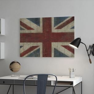 オーダーアートパネル PHOTOWALL / Avery Tillmon - Union Jack (e22209)