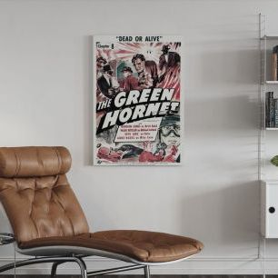 オーダーアートパネル PHOTOWALL / Movie Poster The Green Hornet (e25230)