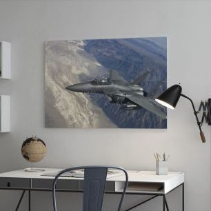 オーダーアートパネル PHOTOWALL / Airborne Fighter Jet (e310522)