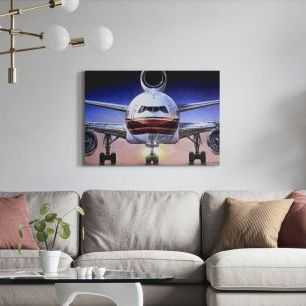 オーダーアートパネル PHOTOWALL / Airbus poster (e312216)