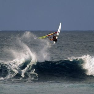 輸入壁紙 カスタム壁紙 PHOTOWALL / Windsurfer at Hookipa Beach Park (e23252)