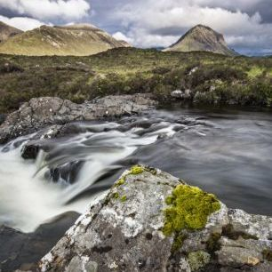 輸入壁紙 カスタム壁紙 PHOTOWALL / Beautiful Landscape, Isle of Skye - Scotland (e23681)