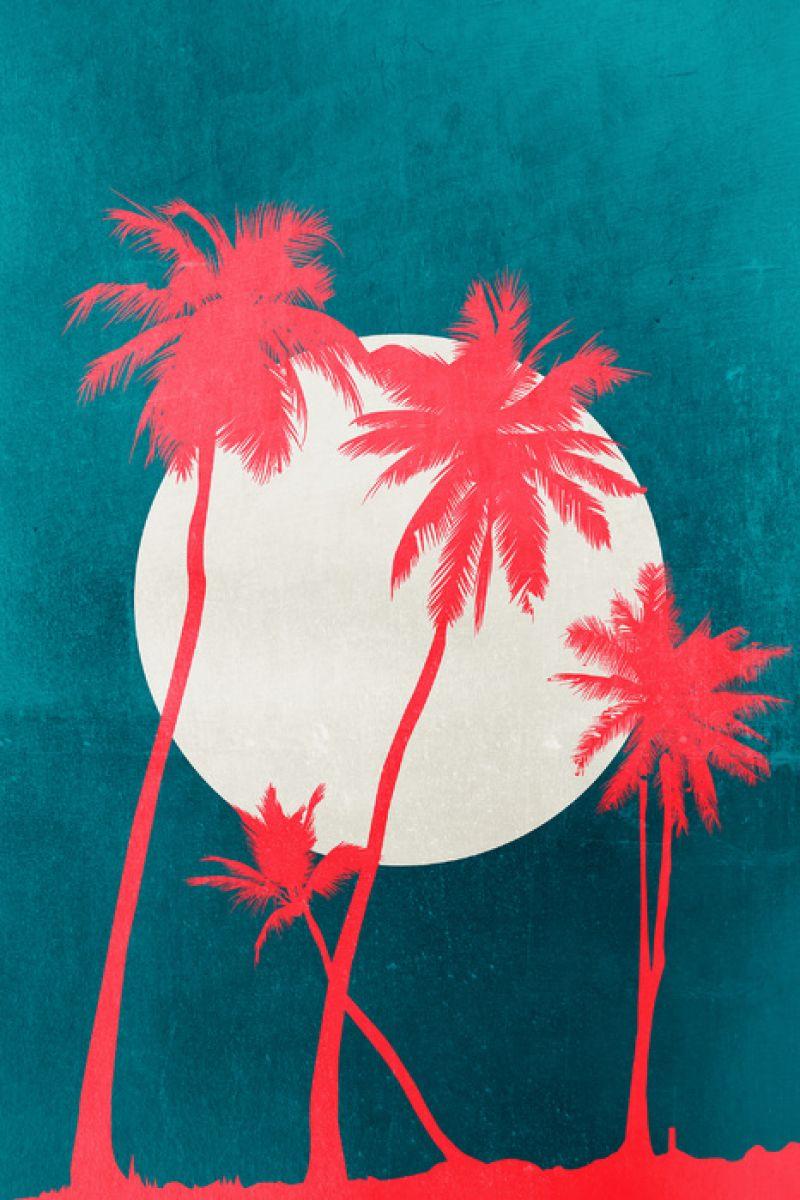 輸入壁紙 カスタム壁紙 Photowall La Palma Moonshine E315949