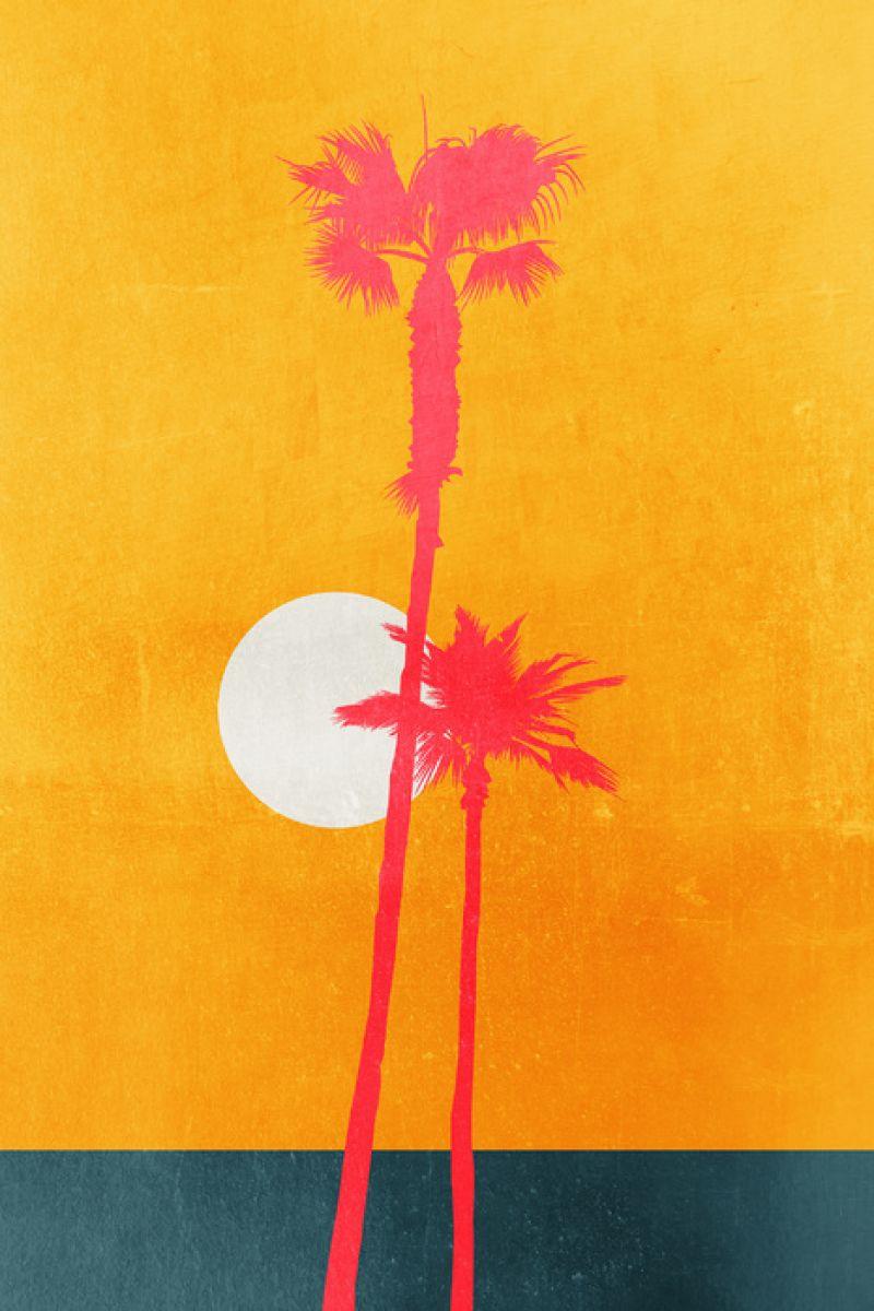 輸入壁紙 カスタム壁紙 Photowall La Palma Sunshine E315996