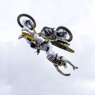 輸入壁紙 カスタム壁紙 PHOTOWALL / Freestyle Motocross (e324039)
