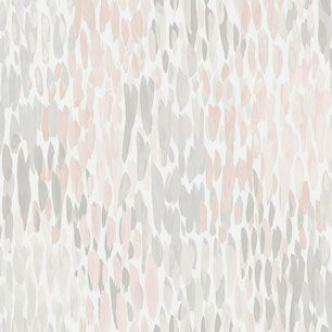 【サンプル】はがせる 壁紙 シール 「NUWALLPAPER」 Blush Make It Rain Peel & Stick Wallpaper / NU2920