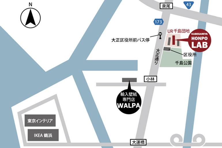 lab-map
