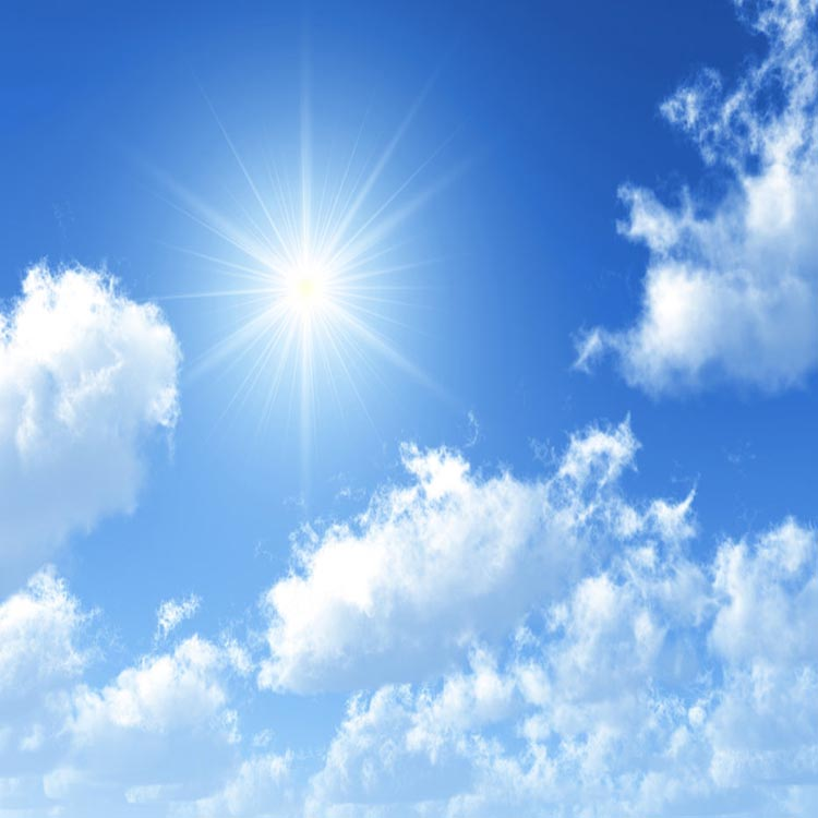 PHOTOWALL / Sunny Sky (e19318)